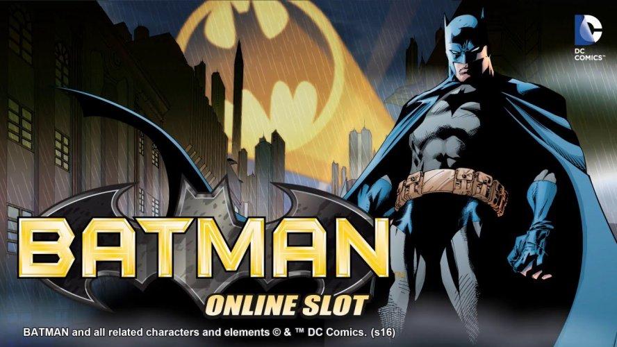 Super Hero Slots Action In Cryptologic's Batman