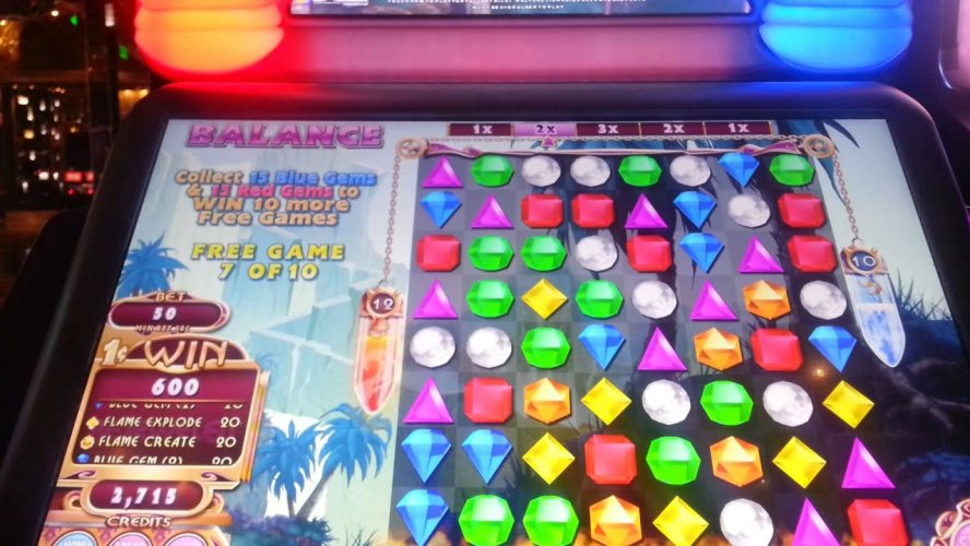 Online Gaming Simplicity with the Bejeweled Slot