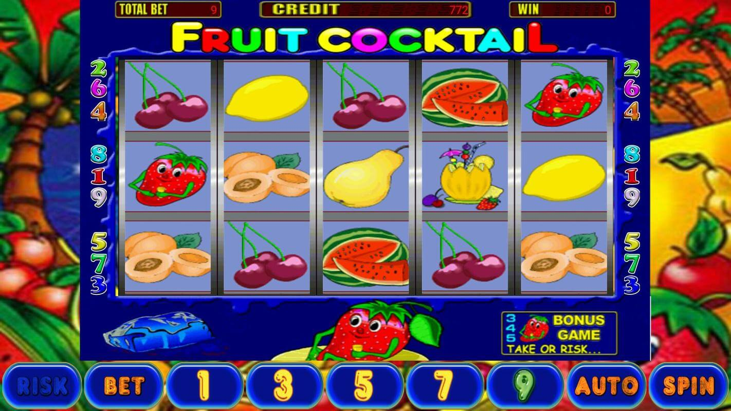 Fruit Cocktail Slot Review & Guide for New Players Online