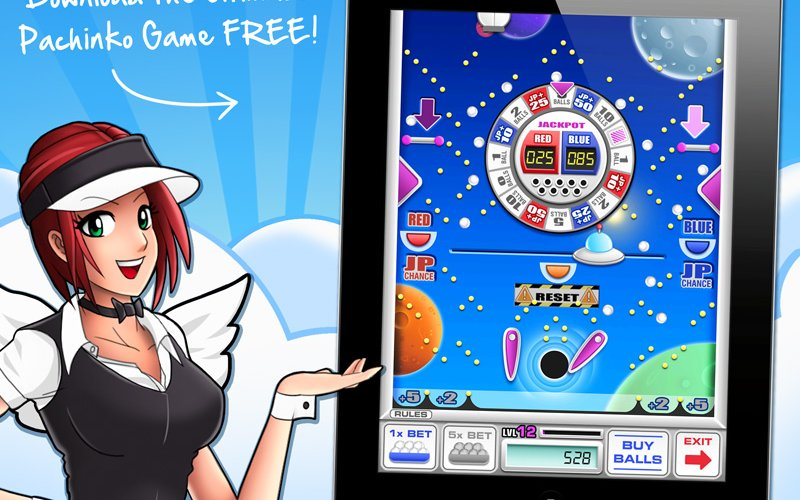 iPad Pachinko Titles Now Available