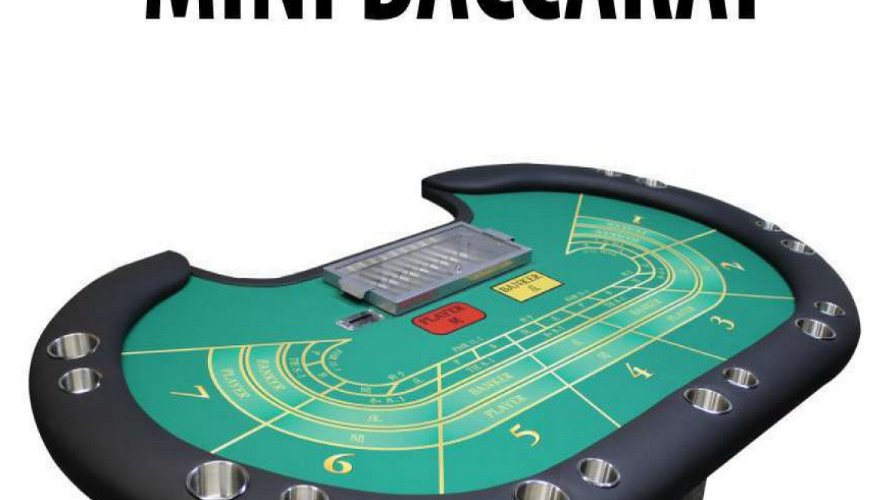 Online Mini Baccarat by Play n Go