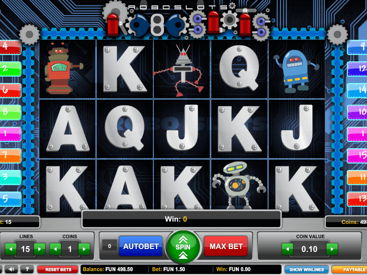 Read Preview Roboslots Lot Game Examined Perfectly