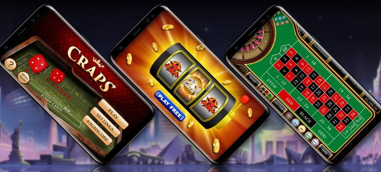 Enjoy the Most Popular Casino Games at Home or On the Go