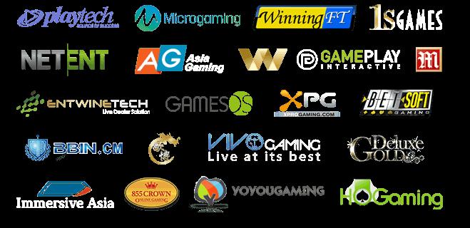 Top Casino Gaming Companies
